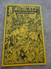 Wildcats Covert Action Special Ashcan Edition #5 Image Jim Lee KILLER INSTINCT
