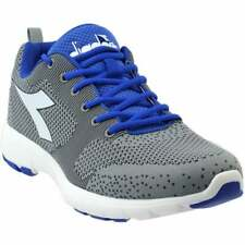 Diadora X Run Light  Casual Running  Shoes - Grey - Mens