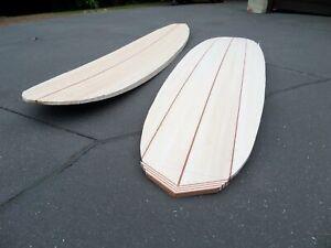 Kits to DIY Foam core balsa blanks