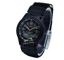 -Casio AW80V-1B Analog Digital Watch Brand New & 100% Authentic