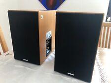 1 Paar Nubert nuLine RS-6 Buche Rear-Speaker Dipol Lautsprecher Bi-Wiring - TOP