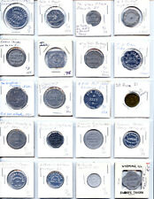 20 Pack Different Illinois Towns Good For Tokens