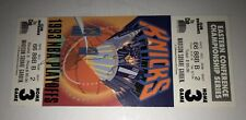 1993 NBA Knicks Playoff Game Ticket Signed By Michael Jordan Auto PSA