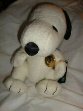 50th anniversary Snoopy plush