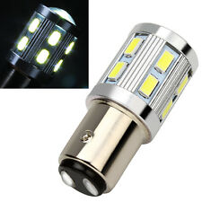 Car Auto 13 SMD LED 1157 BAY15D Bulb Dual Filament Brake Stop Tail White Light