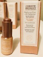 Christie Brinkley Anti-Aging Refocus Eye, Inlighten, Facial Wash & Oil U Pick NW