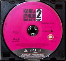 KANE & LYNCH 2 DOG DAYS  - PLAYSTATION 3 - PAL ESPAÑA - SOLO BLU RAY