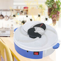 Electric /USB Automatic Flycatcher Fly Trap Pest Control Catcher Mosquito PIQ