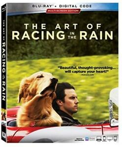 The Art of Racing in the Rain [New Blu-ray] Digital Copy, Dolby, Subtitled, Wi