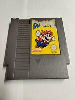 Super Mario Bros 3 Nintendo UKV NES Game Cart