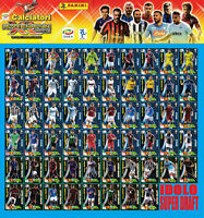 CALCIATORI ADRENALYN XL PANINI 2017-18 2017 2018 - CARDS IDOLI - SUPER DRAFT