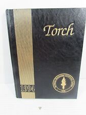 NORTHEAST MISSISSIPPI COMMUNITY COLLEGE YEARBOOK 1994 Annual the torch