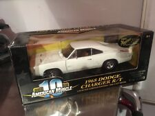 1968 Dodge Charger 440 R/T American Muscle diecast model cars 1 18 scale