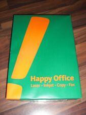 Happy Office Drucker Papier ~ 500 Blatt ~ NEU