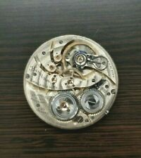 Hamilton 902. 19 jewels. High grade pocket watch movement. R
