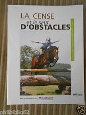 Equitation Jumping Cheval  // LA CENSE ET LE SAUT D'OBSTACLE / Arthesis 2006