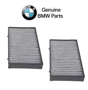 For BMW E31 840Ci 850Ci Si E36 Z3 Cabin Air Filter Set Paper Genuine 64319272811