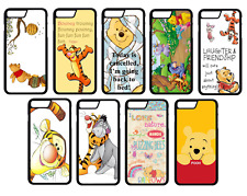 WINNIE THE POOH TIGGER PIGLET EEYORE Phone Case Cover iPhone Comp All Models(S2)