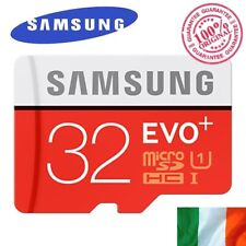 Samsung Evo 32GB MicroSD Memory Card + Adapter Class 10 96MB/s TF Flash Storage