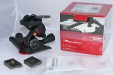 Manfrotto MHXPRO-3WG  XPRO GEARED HEAD. BOXED. Compact 3 way head.
