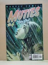 MUTIES #4 of 6 2002 Marvel 9.0 VF/NM Uncertified Anthology stories of Mutants