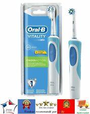 Brosse à dents électrique rechargeable Oral-B Vitality Braun nettoyage complet