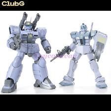 Premium Bandai Gundam 1/144 HGUC RGM-79 GM & RX-77D Guncannon [White Dingo]
