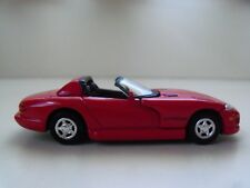 JOHNNY LIGHTNING - MODERN MUSCLE - 1995 DODGE VIPER RT/10 1/64 DIECAST (LOOSE)