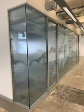 More details for glazed partions - meeting room boardroom glazing - double glazed glass door 2.7h