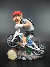Ciclismo de Montaña Bicicleta Bike, 17CM Deporte Funny Figura Colección, Nuevo