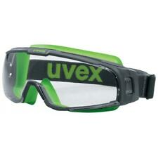 uvex Schutzbrille U-sonic 9308245 schwarz grün