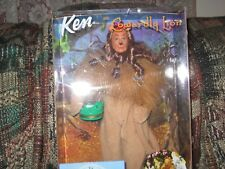 1999 KEN AS THE FAMOUS COWARDLY LION  WIZARD OF OZ BARBIE DOLLS COLLECTION