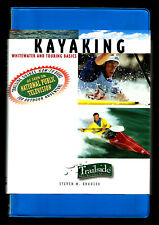 Kayaking A Trailside Series Guide by Steven M. Krauzer Near Mint Condition 1995