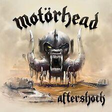 MOTORHEAD - AFTERSHOCK: CD & DVD ALBUM SET(2013)