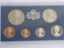 Australie 1984 6 coin preuve set. no coa.