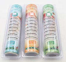 Madeira Embroidery Stabilizer Trio Sampler Combo Super Strong Cotton Soft Avalon