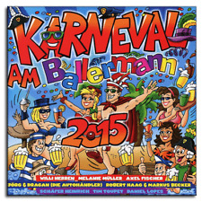 2 CD Box - Ballermann Karneval Party Hits - Karneval am Ballermann - Neuware