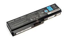 Original Batterie Toshiba Satellite A655 A665 C600 C655 L655 A600 PA3817U-1BRS
