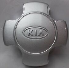 "Fits; Kia Rio SX Wheel Center Cap Silver OE 4"" Diameter 2006-2007"