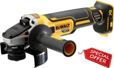 PROMO. DeWalt DCG405N 18V Brushless 125mm Angle Grinder Body Only