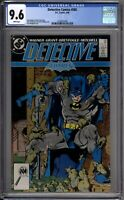 Detective Comics 585 CGC Graded 9.6 NM+ 1st Ratcatcher DC Comics 1988