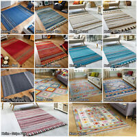 HIGH QUALITY FLAT AREA KELIM RUG LOW PRICE NEW LARGE WOOL COTTON RUG RUNNER SALE