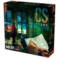 CS Files - jeu de société