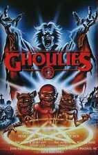 Ghoulies Cartel 02 Letrero De Metal A4 12x8 Aluminio
