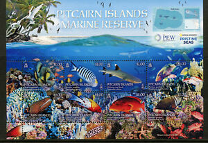 AMAZING PITCAIRN 2017 YEAR SET ALL ISSUES SUPERB MNH