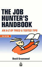 """""""VERY GOOD"""" Greenwood, David, Job Hunters Handbook: An A-Z of Tried and Tested T"""