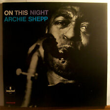 Archie Shepp/On this Night/Impulse!/Mono/A96/NM/RVG