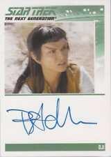 "Star Trek - Pamela Segall ""Oji"" Rittenhouse Rewards Autograph Card"