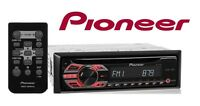 Pioneer DEH-150MP Single-din In-dash Cd RDS Car Stereo MP3 Receiver Brand NEW