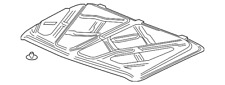 Genuine GM Insulator Retainer 11571159